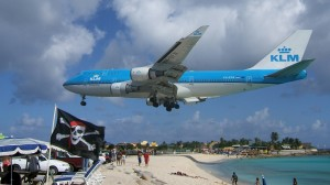 Princess Juliana International Airport St Martin SXM
