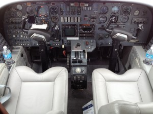 Citation 500 Instrument Panel