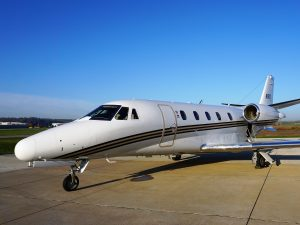 Cessna Citation private jet